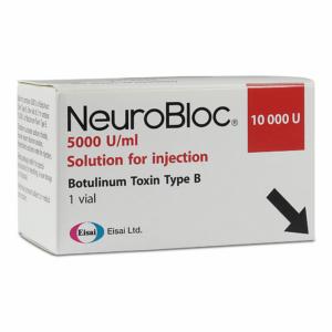 NeuroBloc Botulinum Toxin Type B (10000 U)