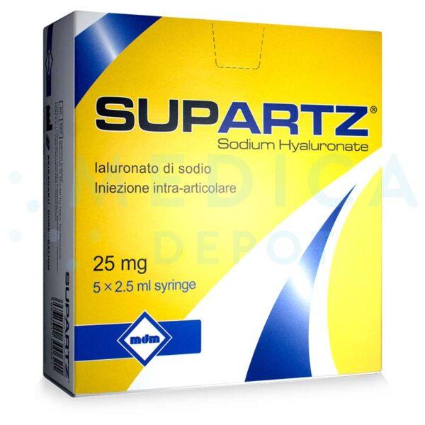 Buy Supartz (5x2.5ml) online