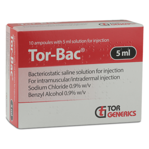 Tor-bac 10x5ml Ampoules